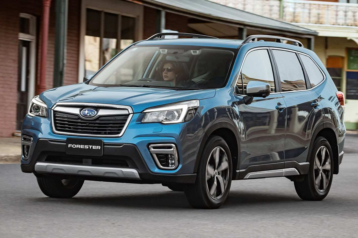 99 The Subaru Forester 2019 News Performance