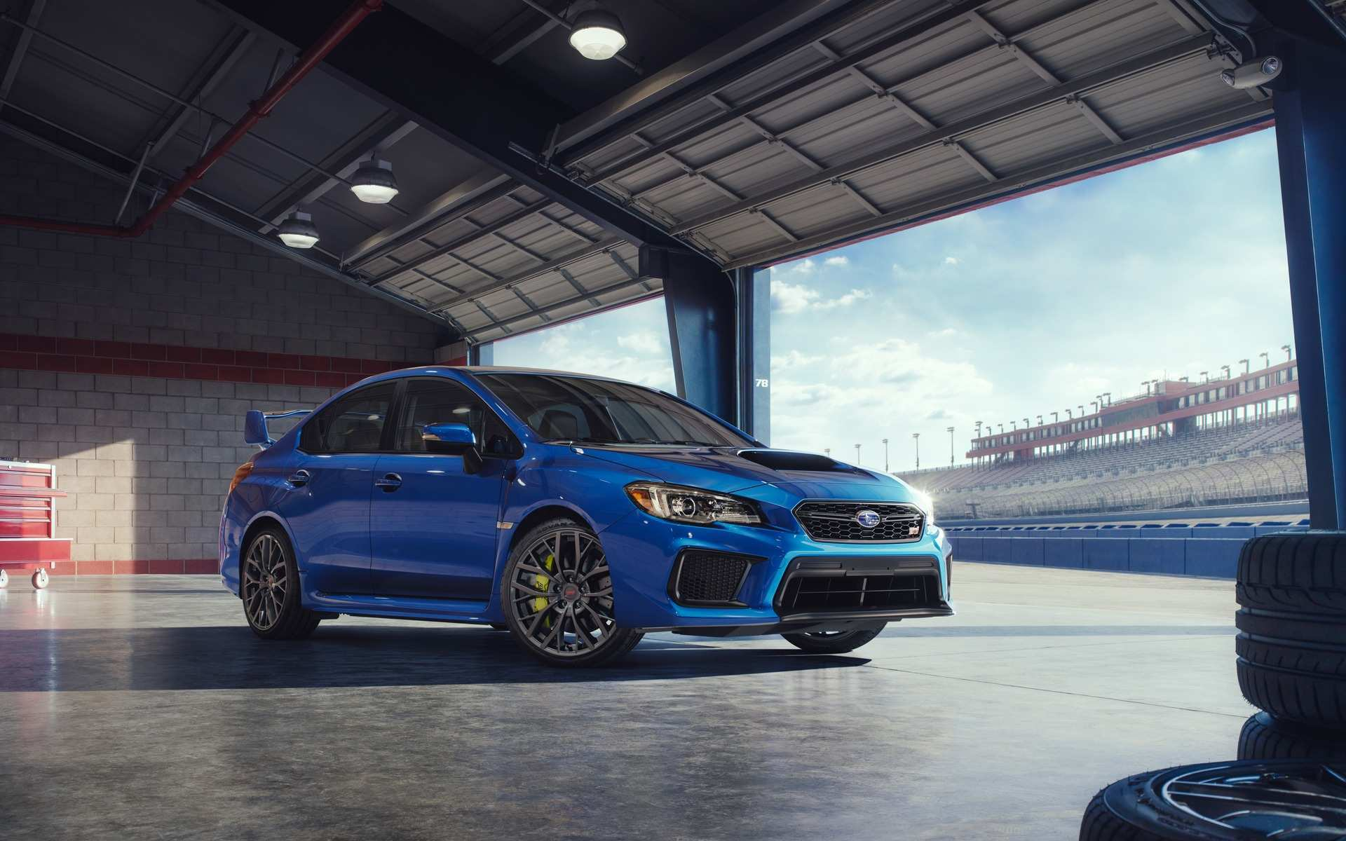 99 The Subaru Sport 2019 Photos
