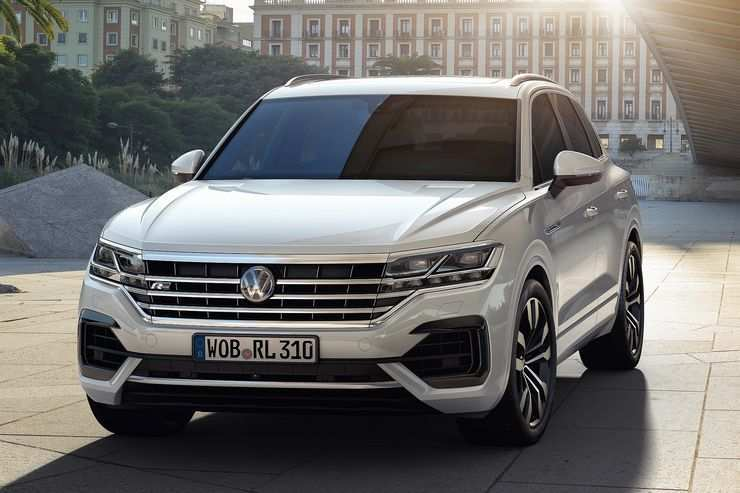 99 The Touareg Vw 2019 Style