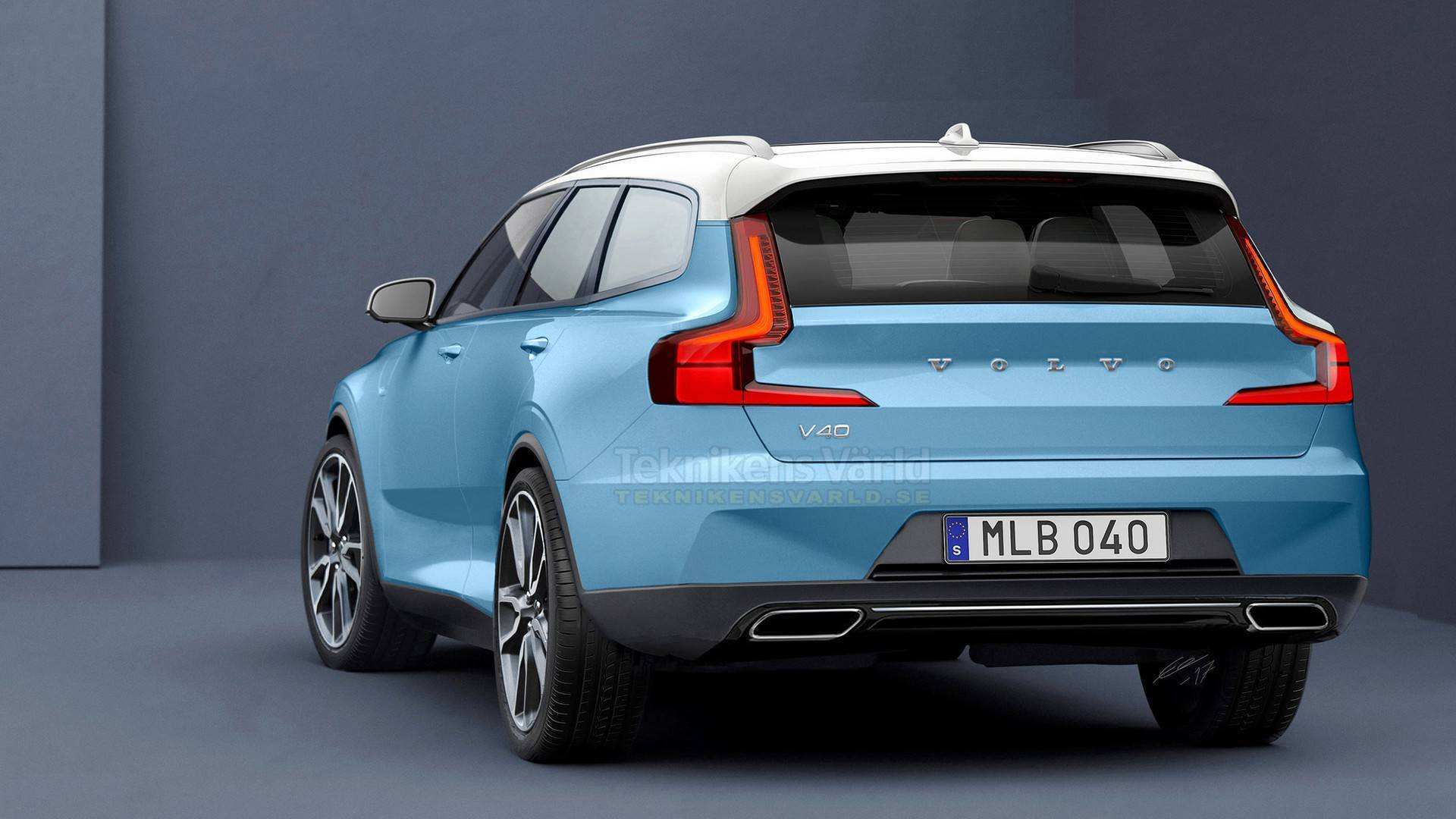 99 The Volvo New V40 2020 Price And Review
