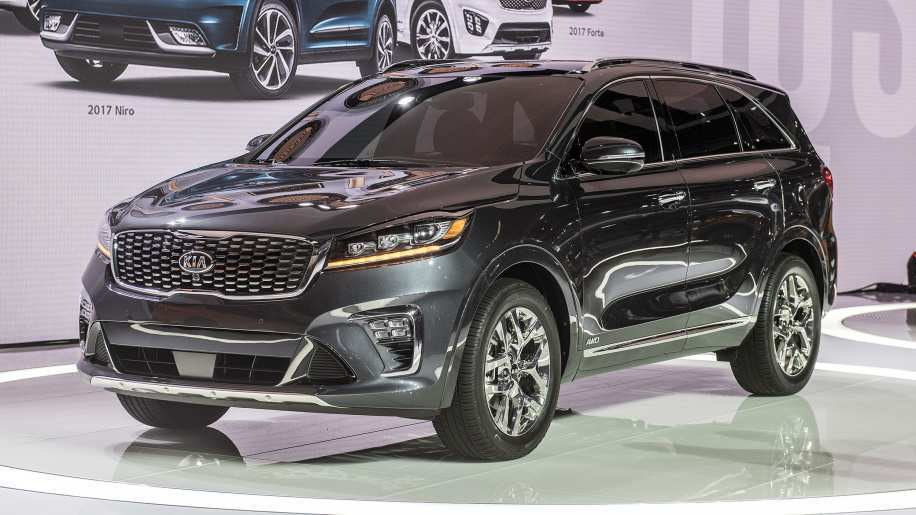 11 All New 2019 Kia Sorento Release Date Rumors