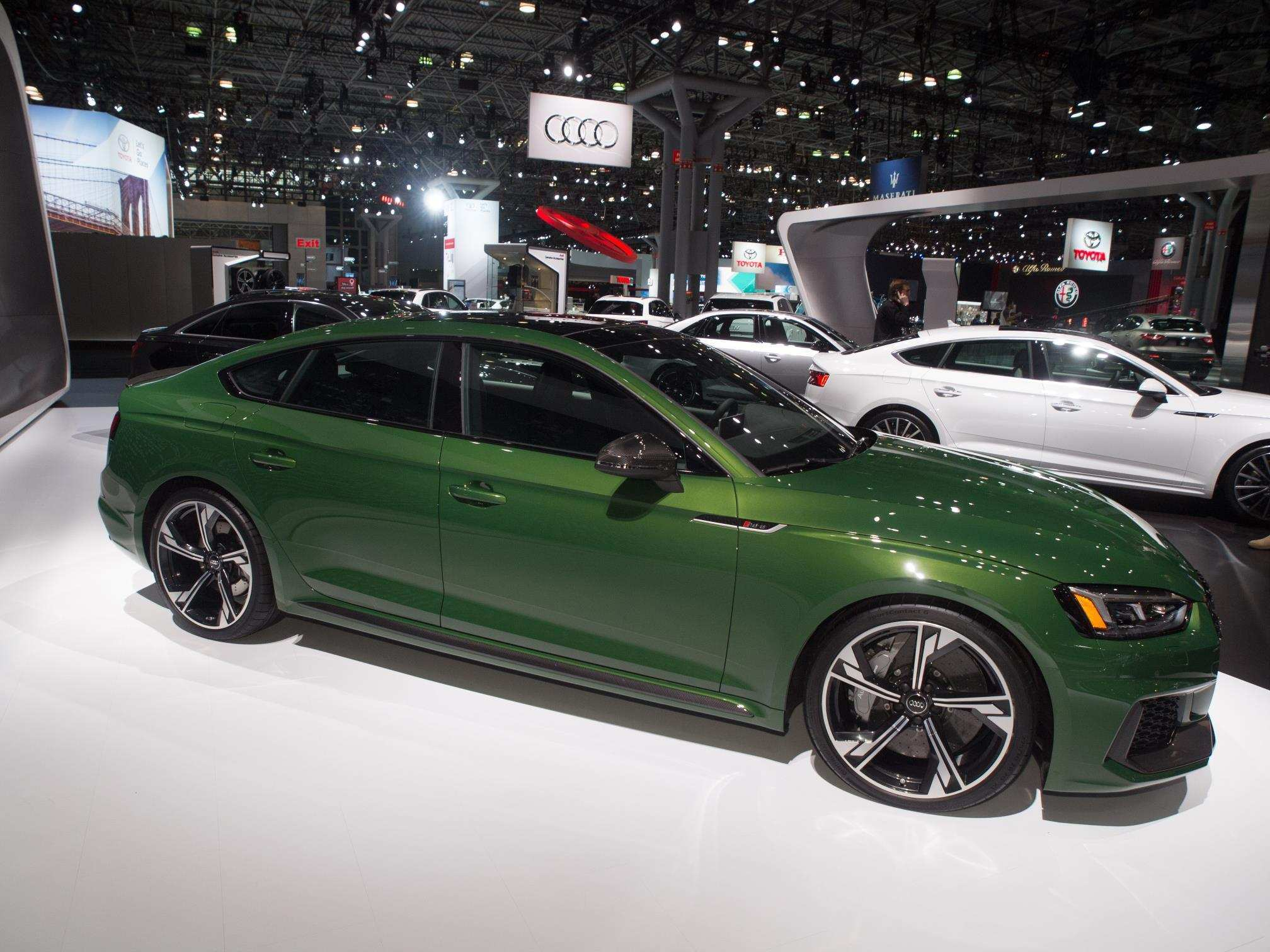 11 New 2019 Audi Green Images