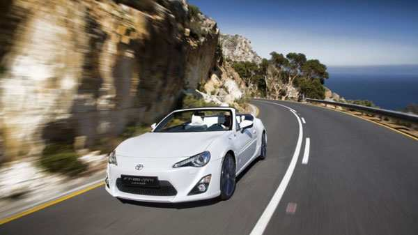 12 A 2019 Toyota Gt86 Convertible Redesign