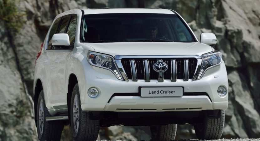 12 New 2019 Toyota Prado Redesign Performance And New Engine
