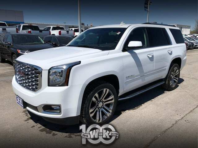 12 The 2019 Gmc Denali Suv Picture