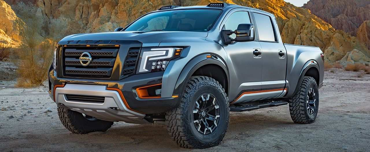 12 The 2019 Nissan Titan Release Date Images