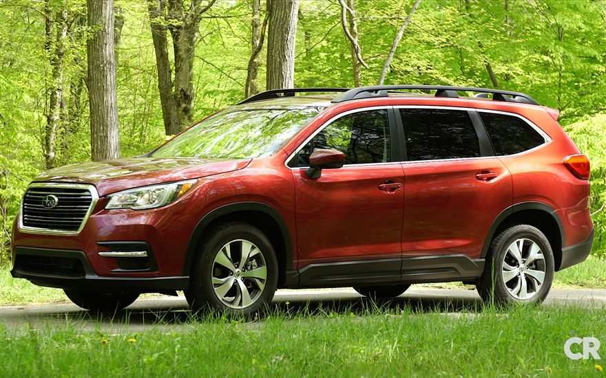 12 The 2019 Subaru Suv Exterior