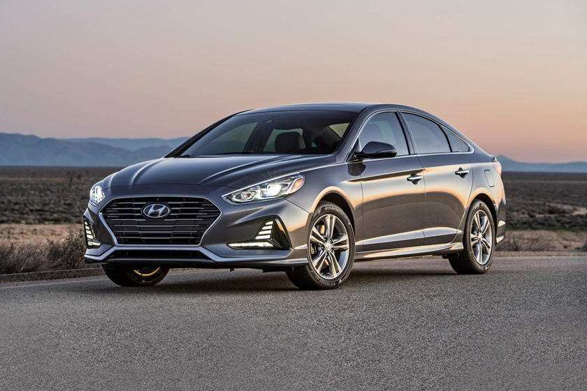 13 Best 2019 Hyundai Sonata Review Photos
