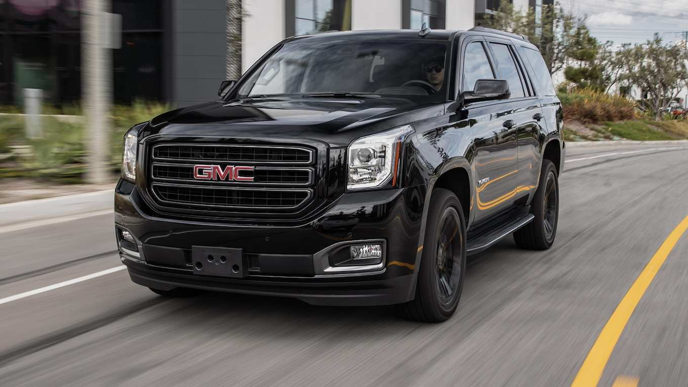 13 The 2019 Gmc Denali Suv Photos