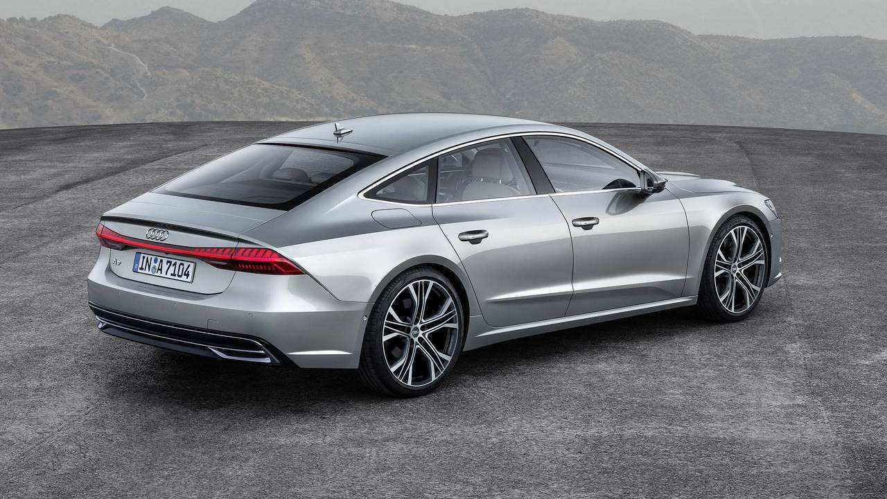 13 The Best 2019 Audi A7 Debut Research New
