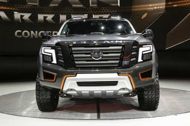 14 New 2019 Nissan Titan Release Date Style