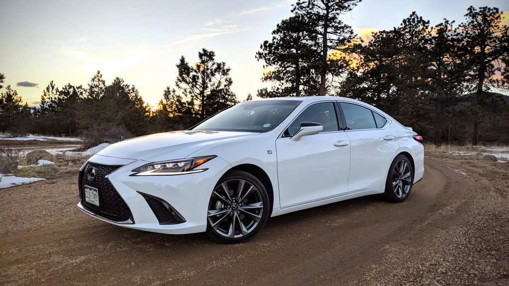 15 All New 2019 Lexus Es Review Exterior And Interior