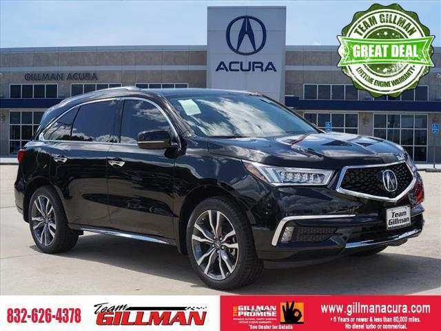 15 New 2019 Acura Mdx Release Date Configurations
