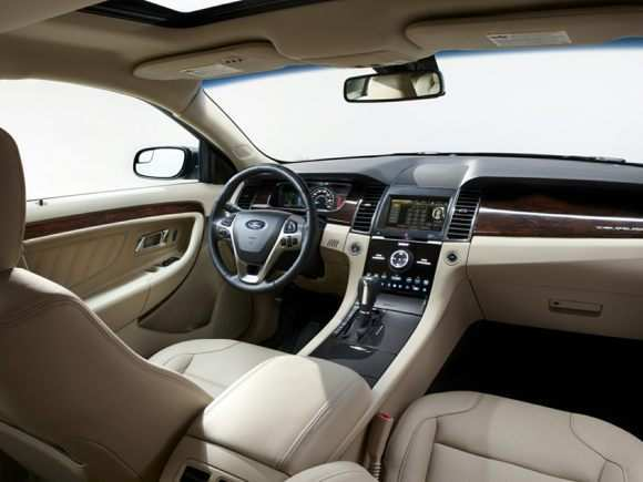 16 A 2019 Ford Taurus Usa New Model And Performance