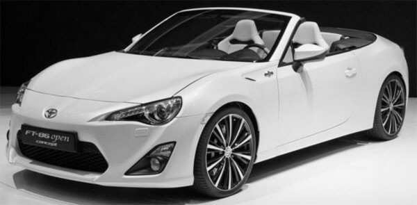 16 A 2019 Toyota Gt86 Convertible Photos