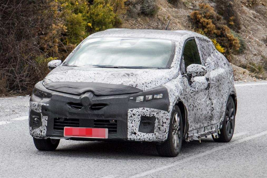 16 All New Renault Clio 2019 Spy New Concept