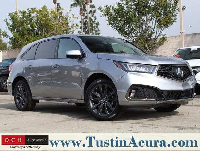 16 New 2019 Acura Mdx Release Date First Drive