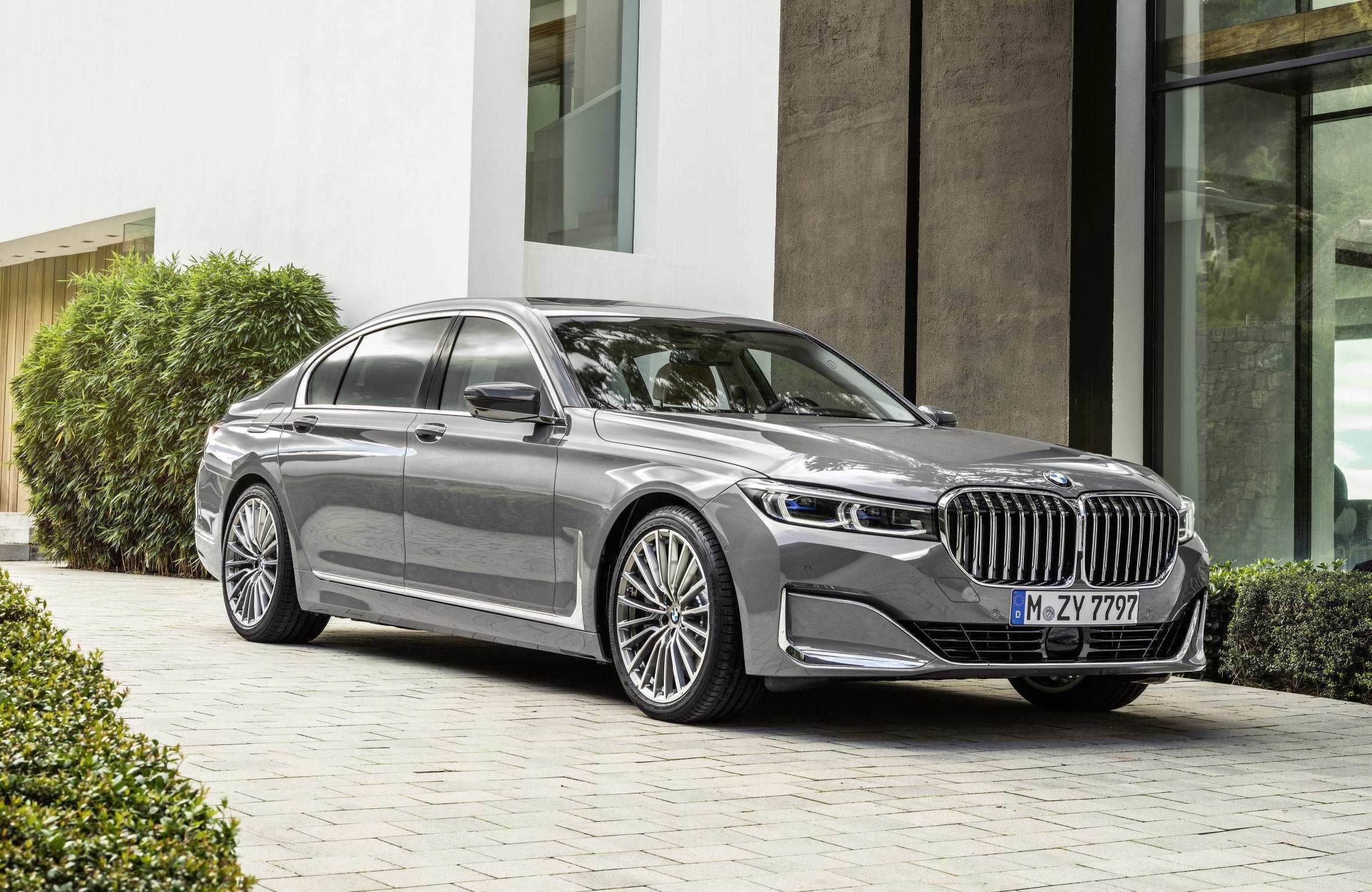 16 The Best 2019 Bmw 7 Series Lci Redesign And Concept