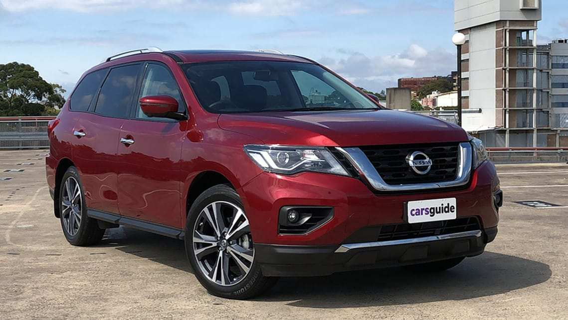 17 All New 2019 Nissan Pathfinder Release Date Wallpaper