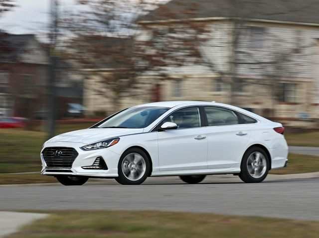 17 Best 2019 Hyundai Sonata Review Pictures