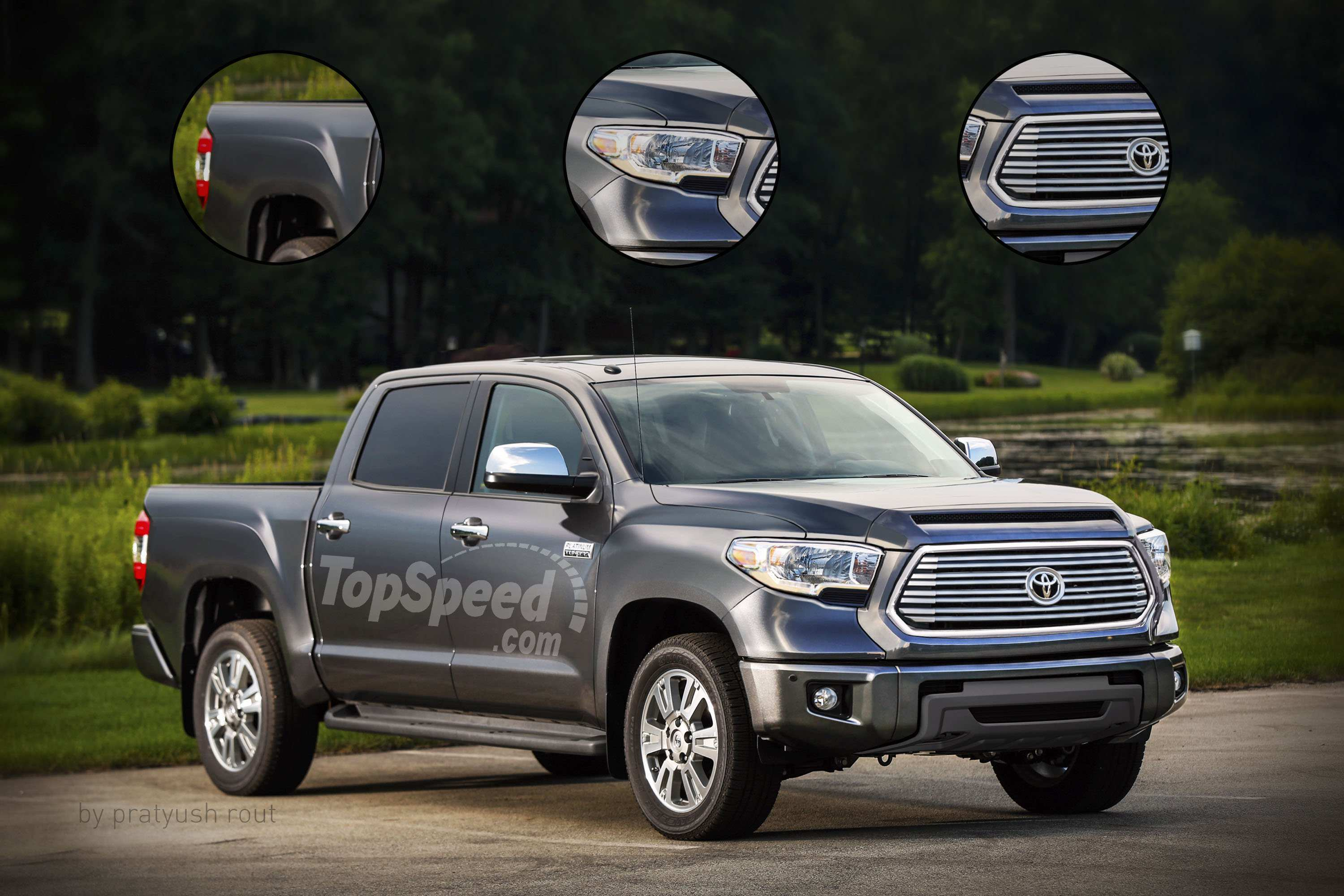 17 The Best 2019 Toyota Tundra Concept Spesification
