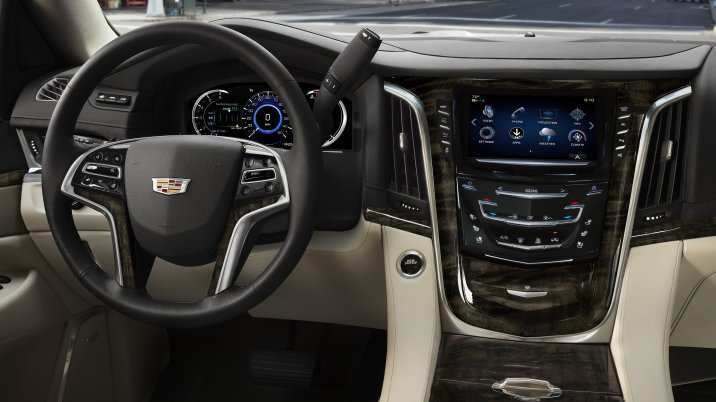 18 All New 2019 Cadillac Escalade Interior Release