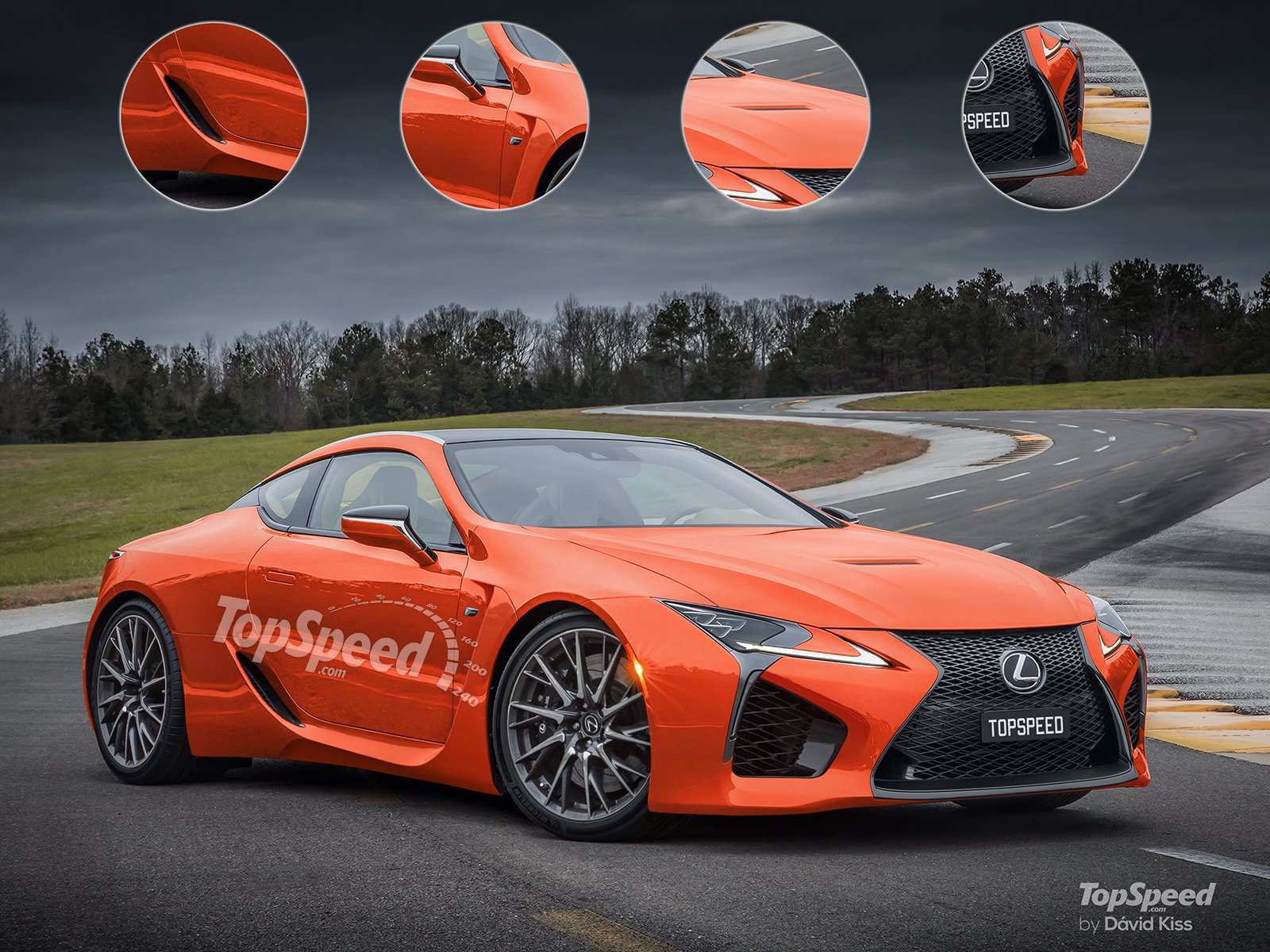 18 The 2020 Lexus Lc F Research New