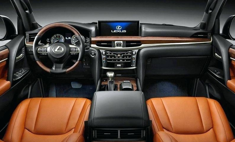 18 The Best 2020 Lexus Gx 460 Redesign Wallpaper