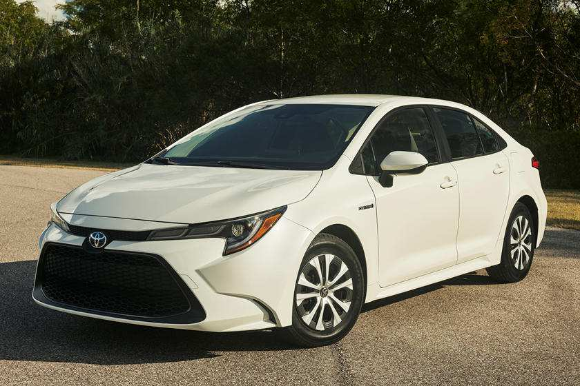 19 A Toyota Electrico 2020 Redesign And Review