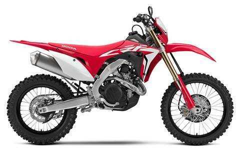 19 All New 2019 Honda 450X Engine