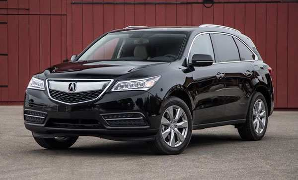 19 The 2019 Acura Mdx Release Date Model