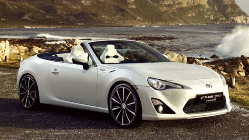 19 The Best 2019 Toyota Gt86 Convertible Concept