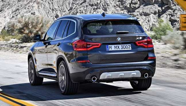 20 A 2019 Bmw X3 Diesel Speed Test
