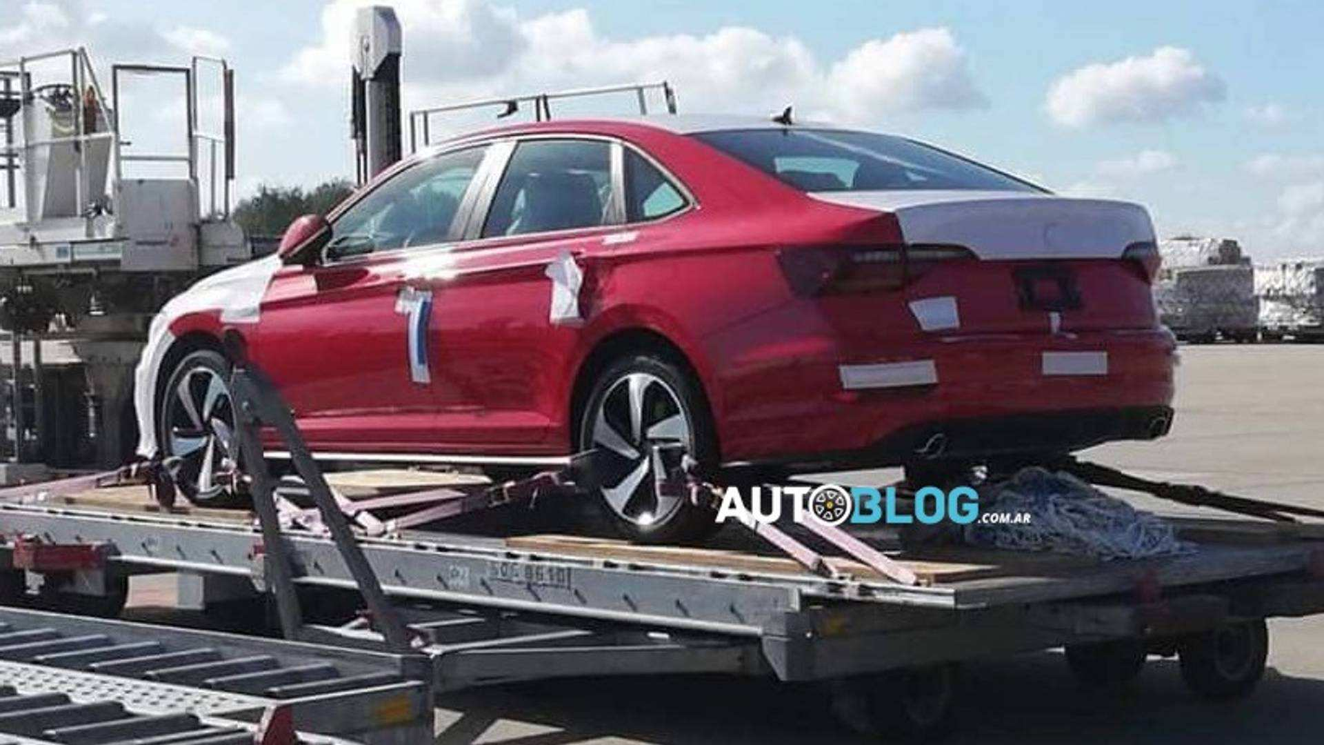 20 A 2019 Vw Jetta Spy Shots Price