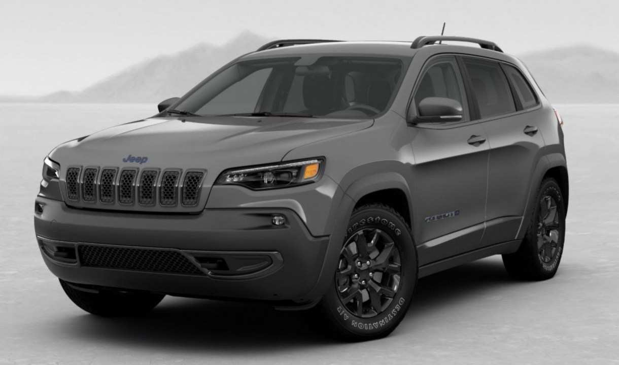 20 All New 2019 Jeep Upland Concept