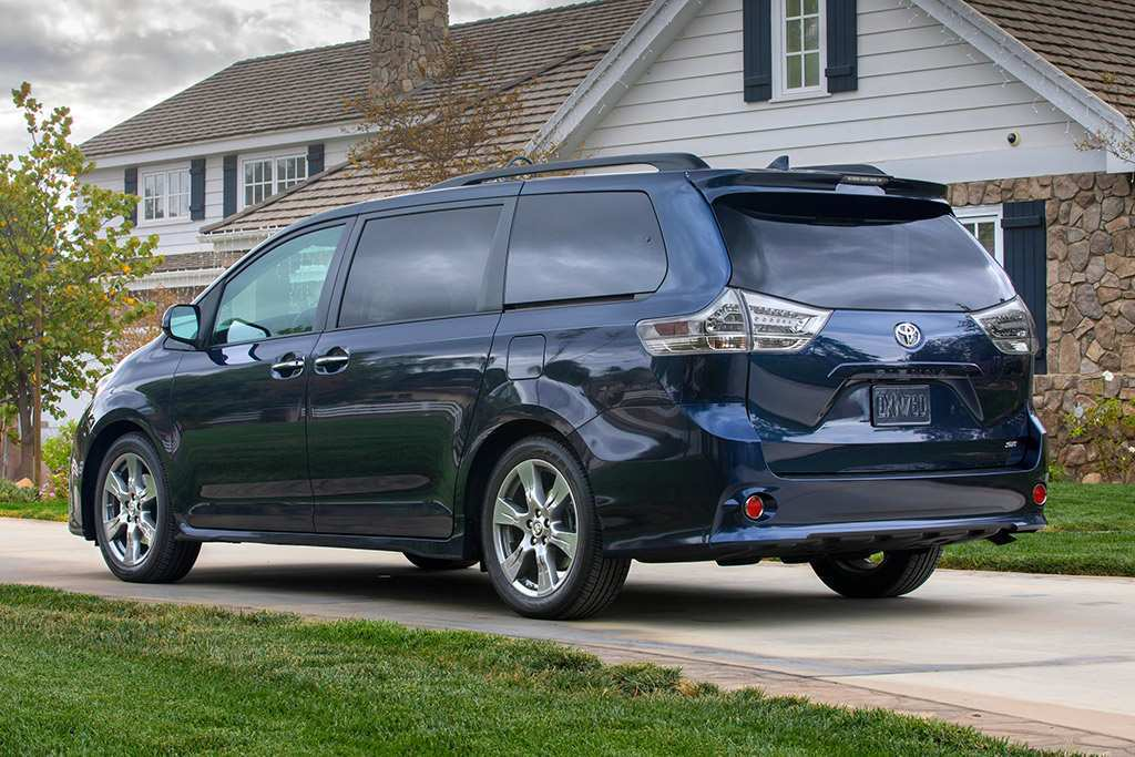 20 Best 2019 Toyota Sienna Se Exterior And Interior
