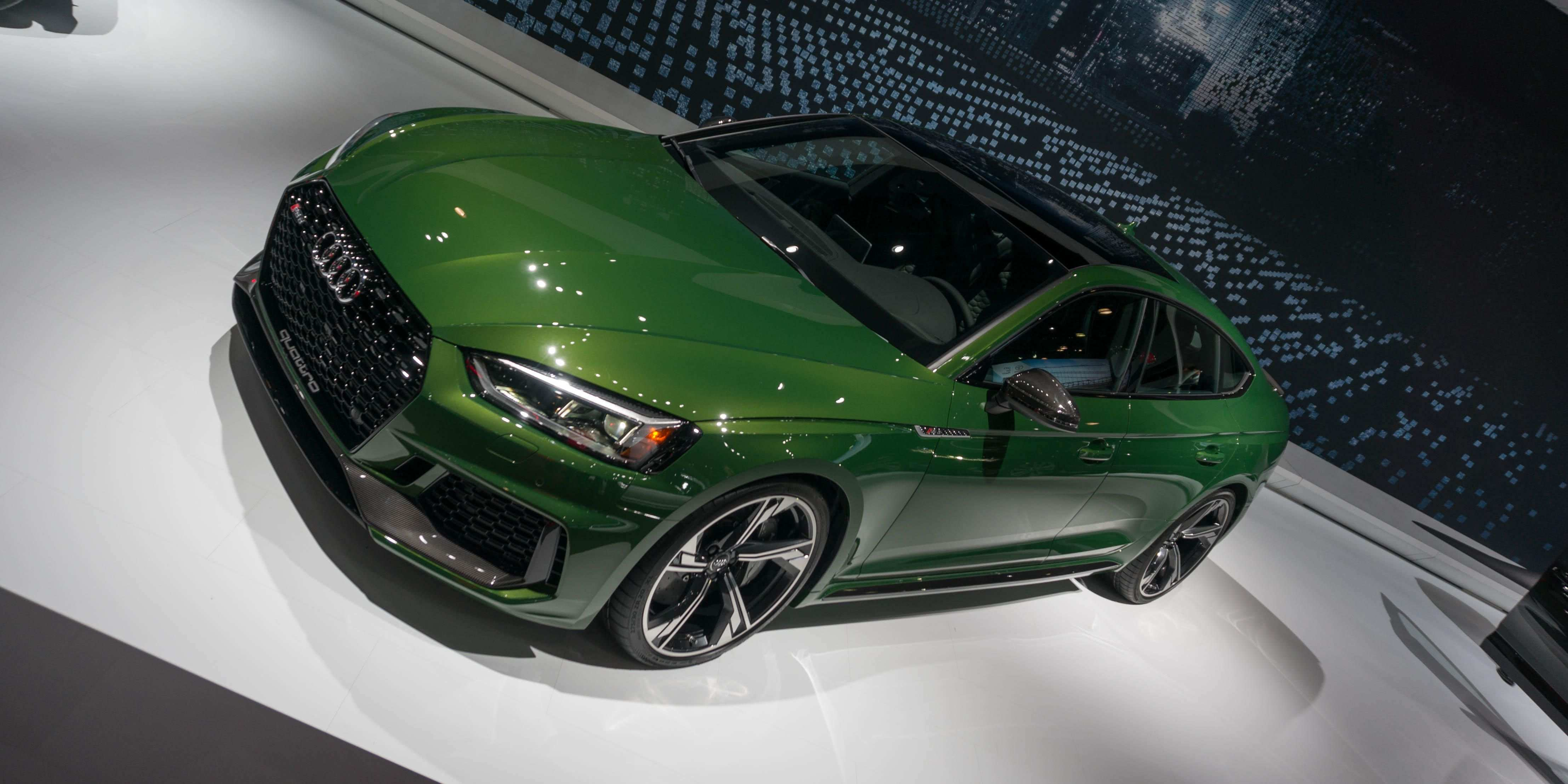 20 New 2019 Audi Green Pictures