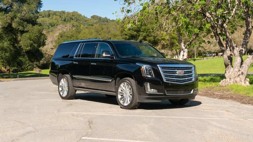 20 New 2019 Cadillac Esv Overview