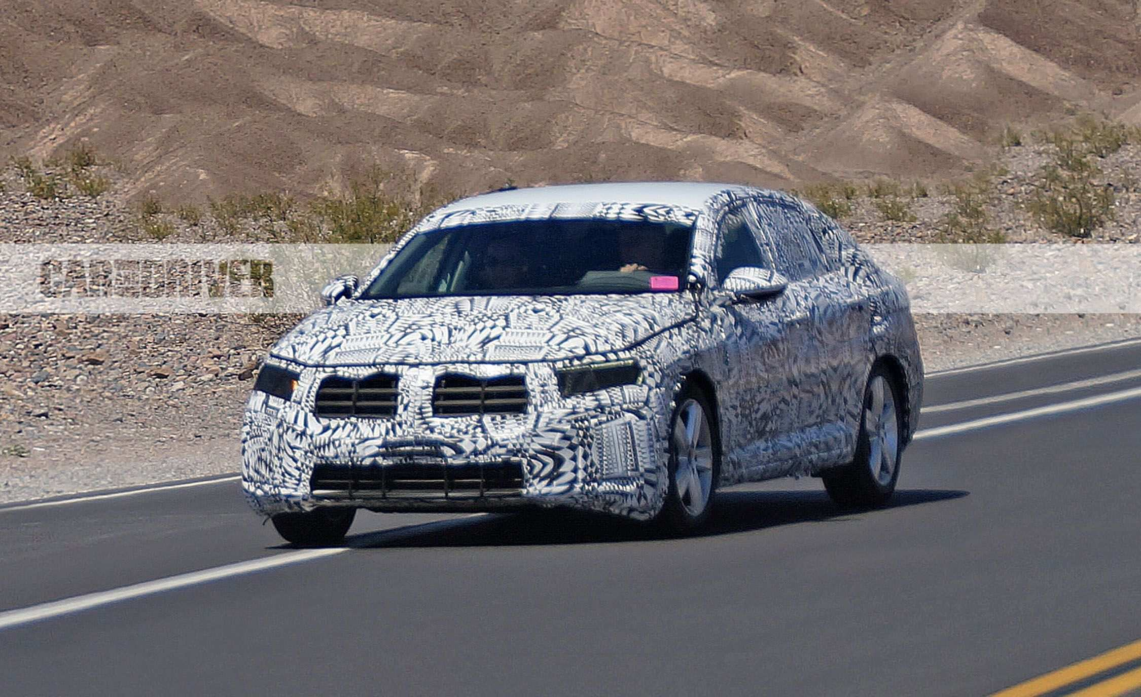 20 The 2019 Vw Jetta Spy Shots First Drive