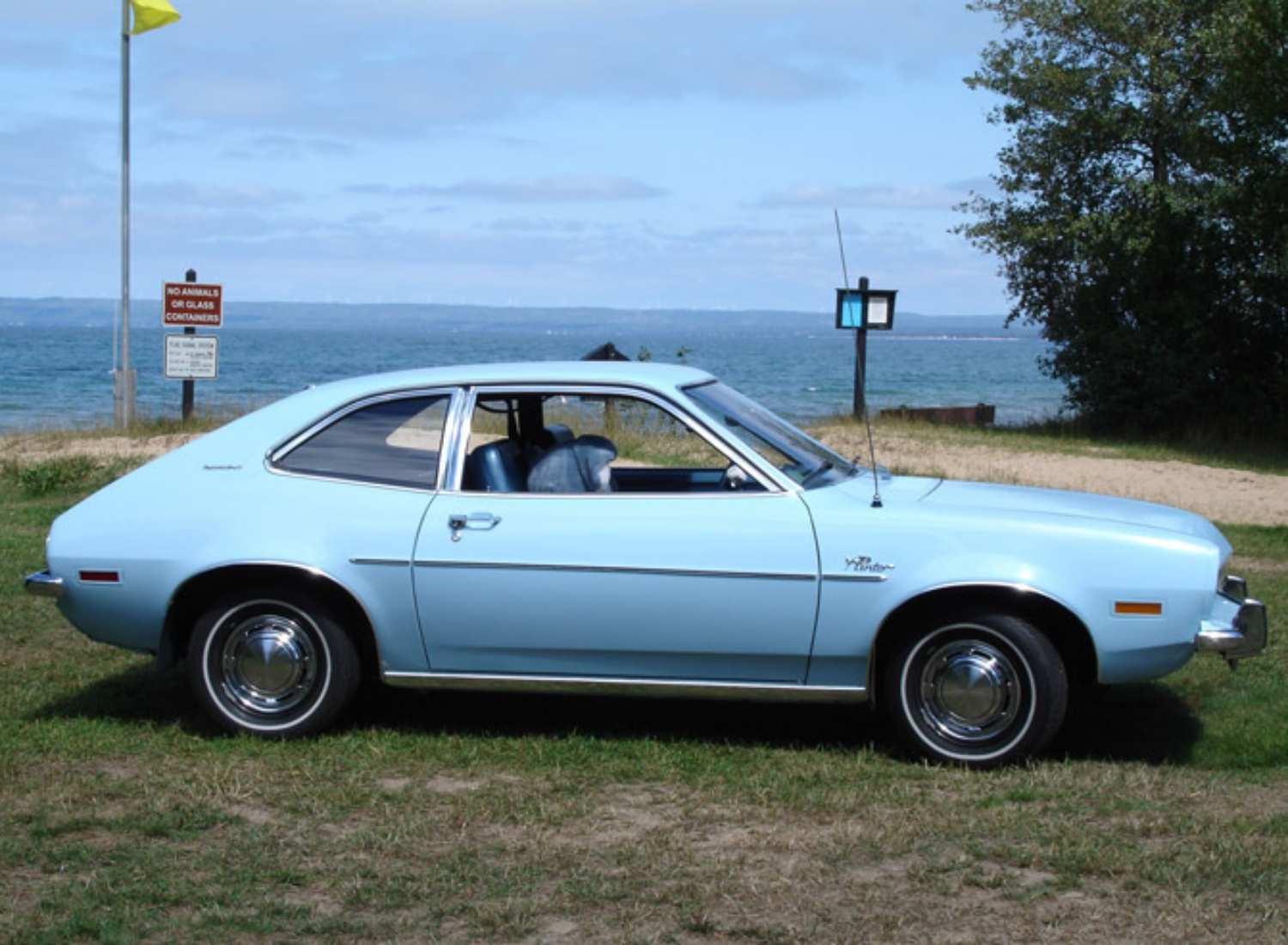 20 The Best 2020 Ford Pinto Exterior