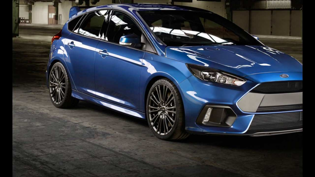 21 New 2019 Ford Focus Rs500 Performance And New Engine