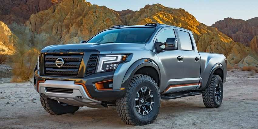 22 A 2019 Nissan Titan Release Date Price Design And Review