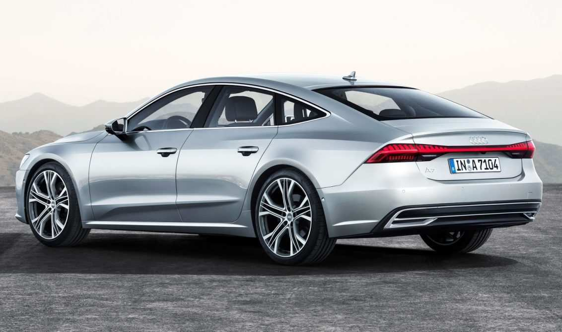 22 All New 2019 Audi A7 Debut Overview