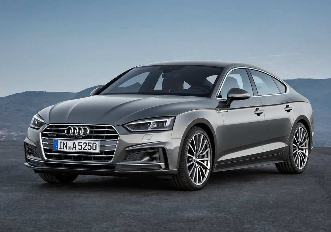 22 All New Audi A 2019 Style