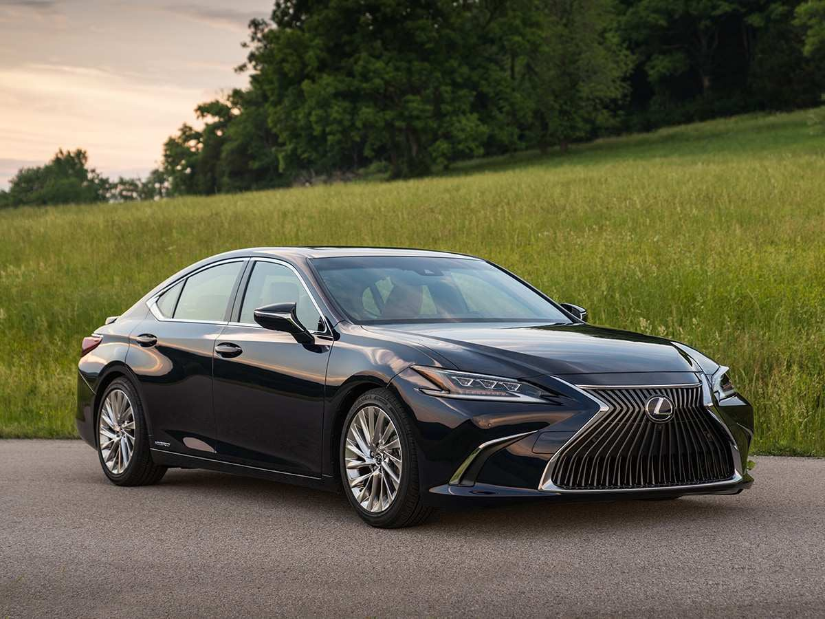 22 The Best 2019 Lexus Es Review Redesign