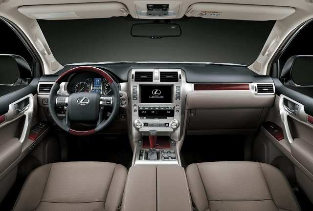 23 A 2020 Lexus Gx 460 Redesign Review