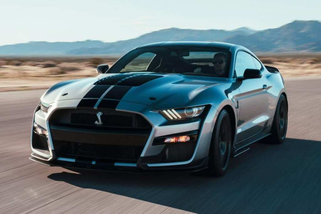 23 The 2019 Ford Gt 500 Pictures