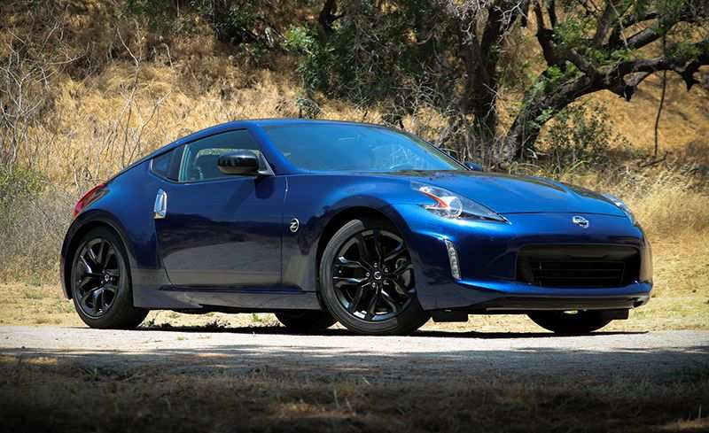 24 A 2019 Nissan 350Z Exterior And Interior