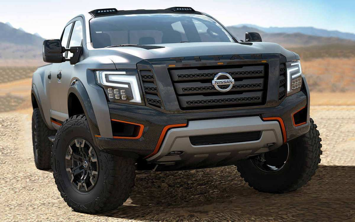 24 All New 2019 Nissan Titan Release Date Specs