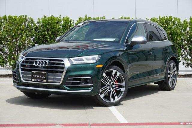 24 The 2019 Audi Green Specs